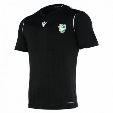 Camiseta TITAN Marino/Blanco Macron