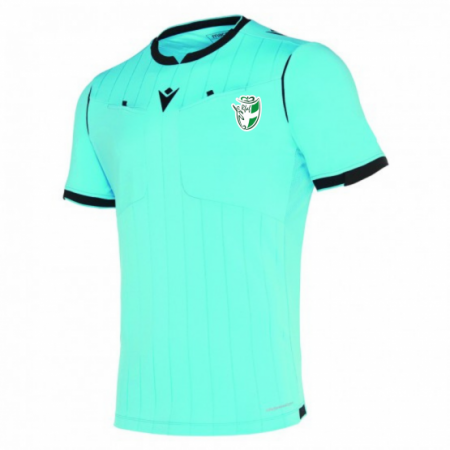 Camiseta TITAN Negro/Blanco Macron