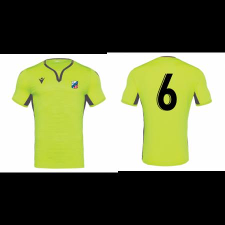 Camisetas Futbol OFFENSE 23 SHIRT SHORTSLEEVED Uhlsport Negro