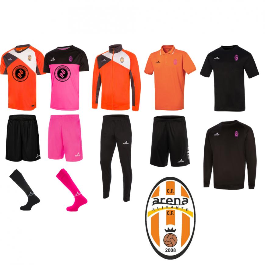 KEMPA REFEREE SHIRT azul