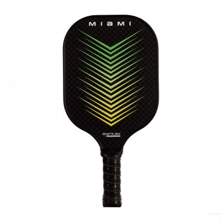 Camiseta Árbitro Mujer Macron STEPHANIE SS Rosa Flúor RFEF